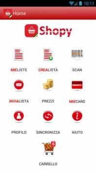 shopy free - app femminili