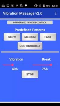 vibration massage - app femminili