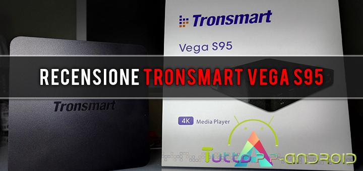 Photo of Recensione Tronsmart Vega S95: box tv Android di fascia media