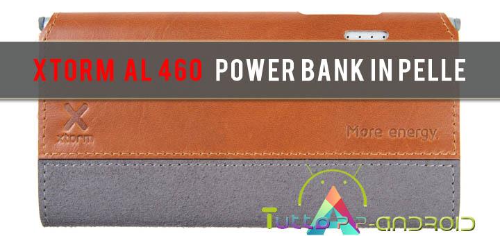 Photo of Xtorm AL460 – Power Bank Connect da 5000 mAH in pelle