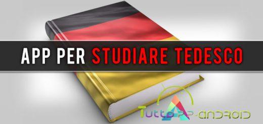 App per imparare il tedesco