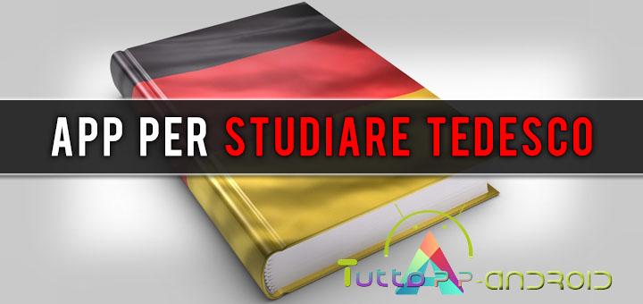 Photo of App per imparare il tedesco su smartphone Android