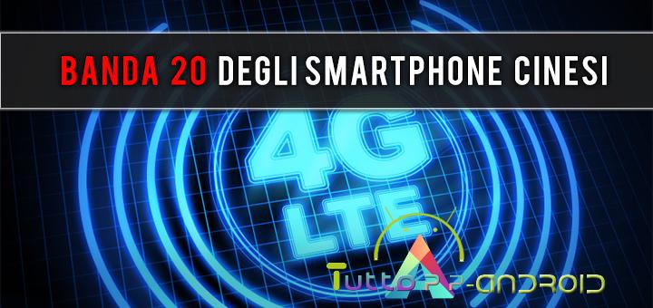 Photo of Banda 20 lte a 800 MHz e navigazione in 4g: guida e consigli!