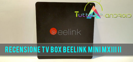 Recensione tv box beelink mini mxiii ii