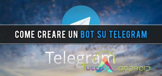 Come creare un bot su Telegram