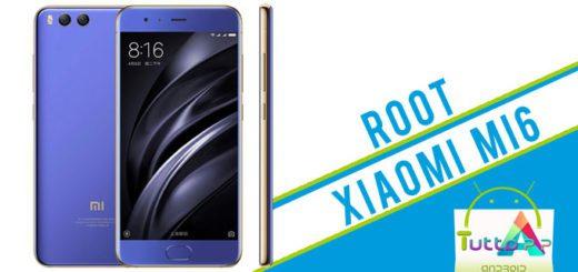 Permessi di root su Xiaomi Mi6