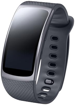 """Samsung Gear Fit2 su Amazon"