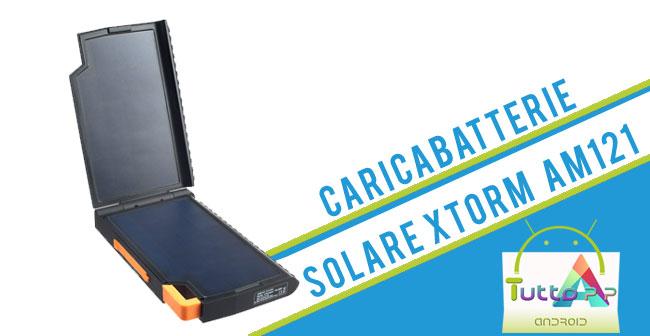 Photo of Xtorm Evoke AM121 batteria con caricatore solare – Recensione
