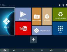 Interfaccia Docooler Tx5 Pro