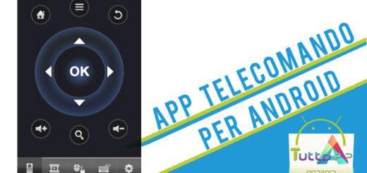 Migliori app telecomando universale per Android