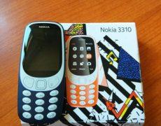 Nokia 3310 scatola