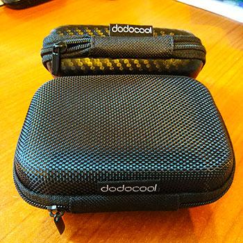 Recensione Cuffie Dodocool in-ear - confezione