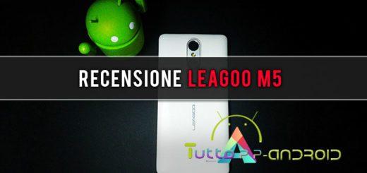 Recensione Leagoo M5