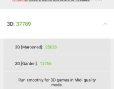 Recensione Xiaomi Mi Mix - Hardware (AnTuTu Benchmark 3D)