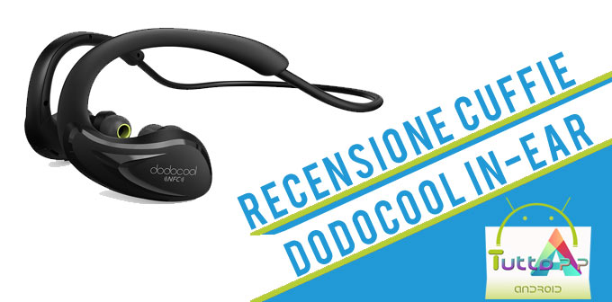 Photo of Recensione cuffie Dodocool in-ear bluetooth