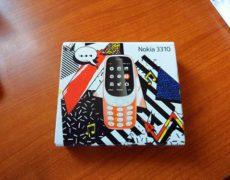 Scatola Nokia 3310