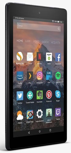 Tablet Kindle Fire HD 8 2017