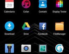Umi Z1 Pro app preinstallate
