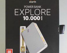 Recensione powerbank xTorm XB201 - Confezione