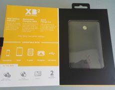 Recensione powerbank xTorm XB201 - Confezione con vista del prodotto