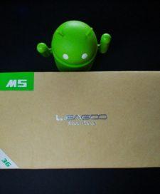 Recensione Leagoo M5 - confezione