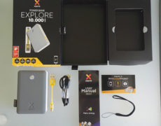 Recensione powerbank xTorm XB201 - Unboxing