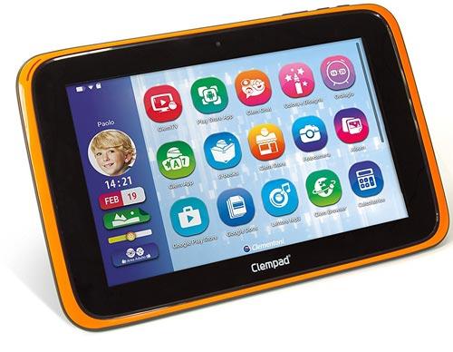 Clementoni 12076 Clempad Pro 6.0 Plus 6 10 anni