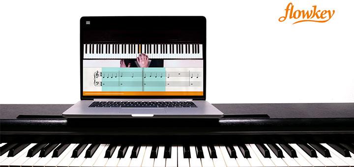 Flowkey: la migliore app per suonare il pianoforte