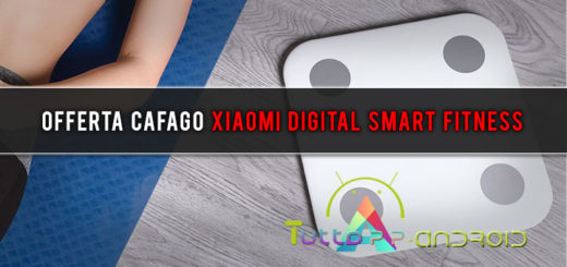 Offerta Cafago Xiaomi Digital Smart Fitness
