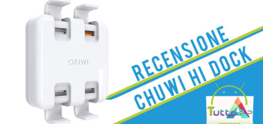 Recensione Chuwi Hi dock