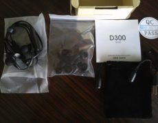 Unboxing cuffie Syllable d300l in Ear