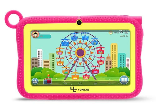 Yuntab 7 Pollici con Android (5 6 anni)