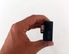 Camera DBPower 4k porte