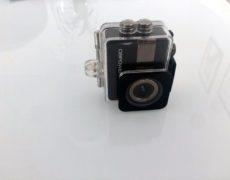 Camera DBPower 4k tasti custodia