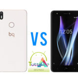 Confronto BQ Aquaris X vs Aquaris X Pro
