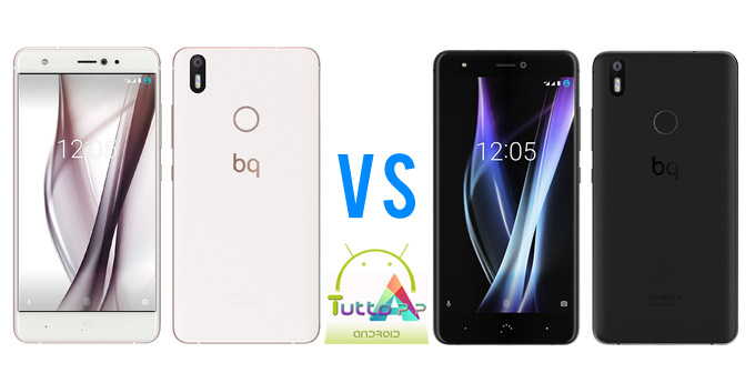 Photo of BQ Aquaris X vs Aquaris X Pro: confronto e recensione