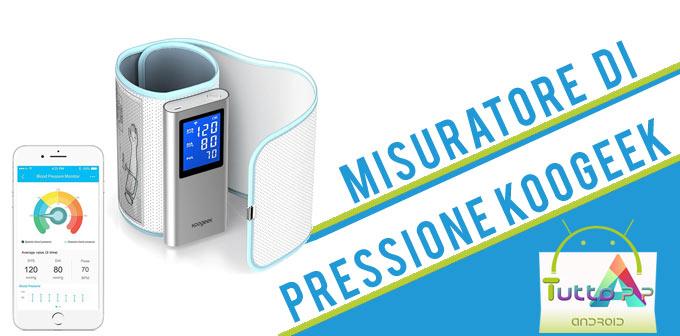 Photo of Recensione misuratore di pressione elettronico Koogeek BP2