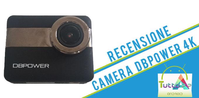 Photo of Recensione Action Camera 4K DBPOWER
