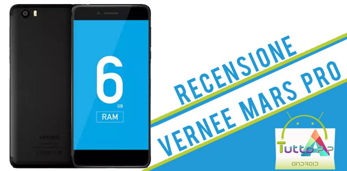 Photo of Recensione Vernee Mars Pro: test ed opinioni