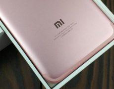 Back cover Xiaomi Mi5x