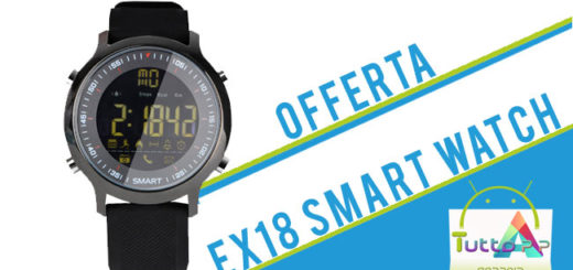 EX18 Sports Smart Watch sconto