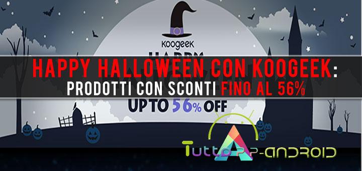 Photo of Happy Halloween con Koogeek: prodotti con sconti fino al 56%