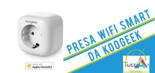 Koogeek Smart Plug su Cafago