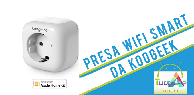 Photo of Koogeek Smart Plug su Cafago: sconto per Ottobre