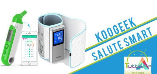 Koogeek: coupon per prodotti per la salute su Amazon