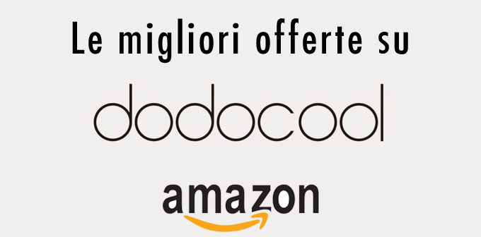 Offerte Dodocool su Amazon