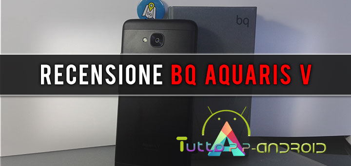 Photo of Recensione BQ Aquaris V