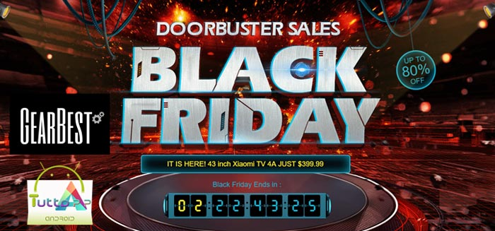 Photo of Black Friday Gearbest: tutte le offerte del 2017