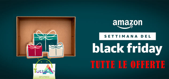 Photo of Black friday 2017: tutte le offerte Amazon in un elenco completo (anteprima!)