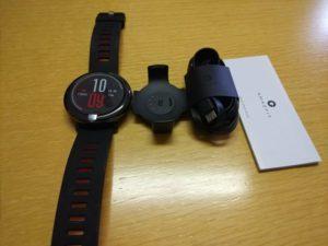 Contenuto confezione Xiaomi Amazfit Pace